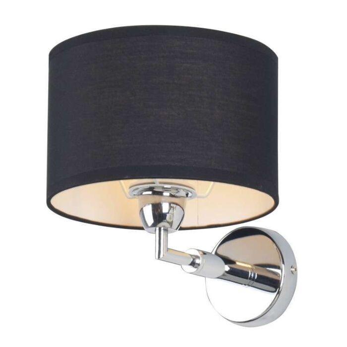 Fali-lámpa-Lugar-fekete
