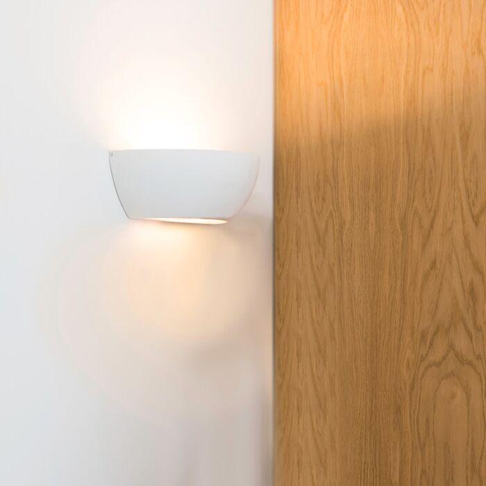 Fali-lámpa-fehér---Gipsy-Chatou