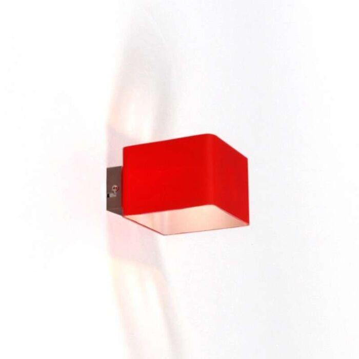Falilámpa-Nova-Red