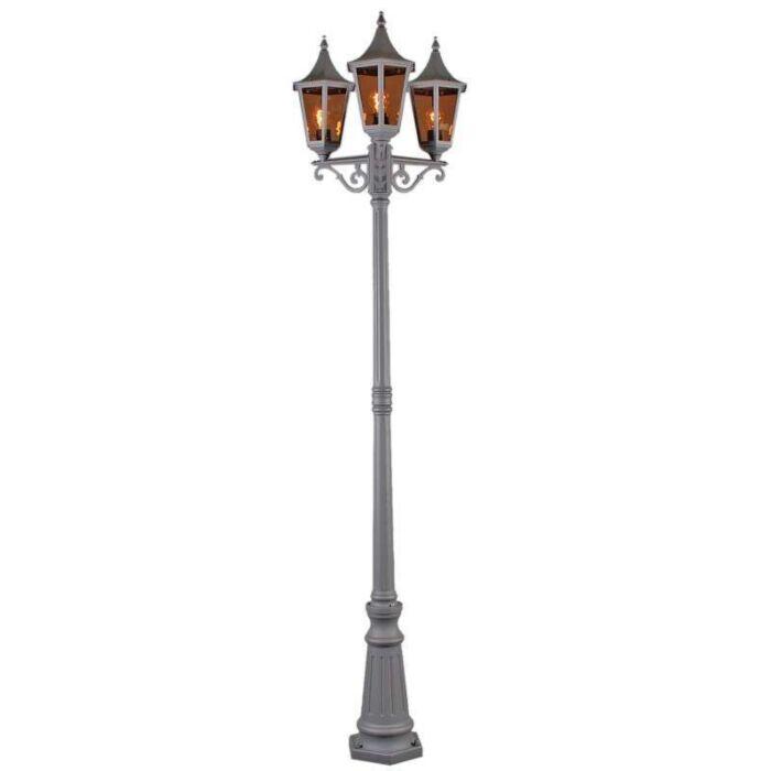 Kültéri-lámpa-President-P3-H228-grafit