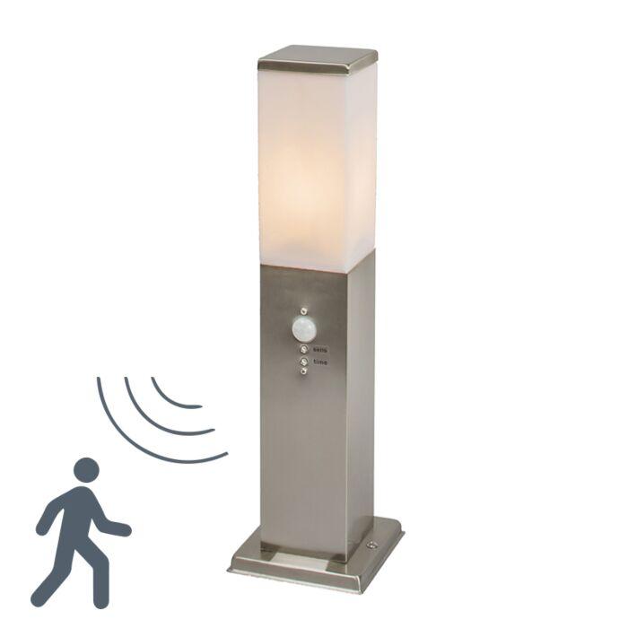 Kültéri-lámpa-Malios-pole-45-IR-acél
