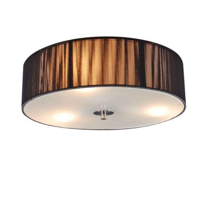 Mennyezeti-lámpa-Kötél-kerek-40-antracit