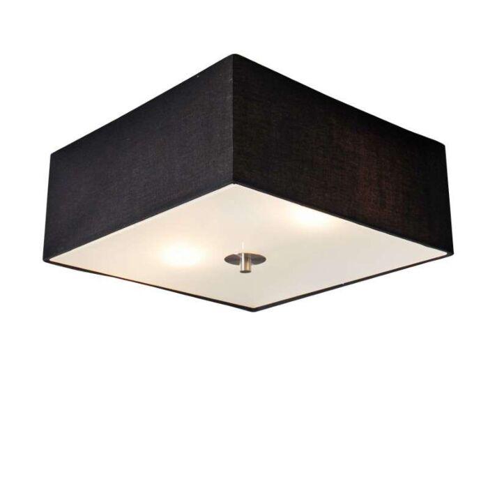 Mennyezeti-lámpa-Dob-35-négyzet-fekete