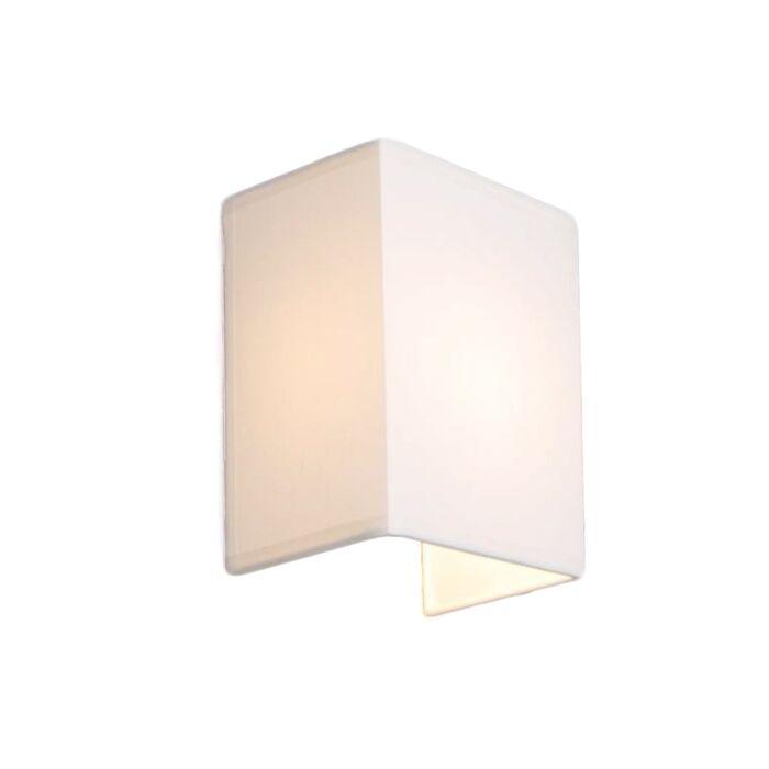 Falusi-fali-lámpa-fehér---Vete
