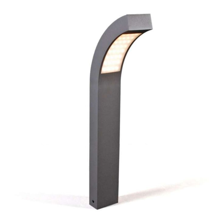 Kültéri-lámpa-Svédország-LED-P60-grafit