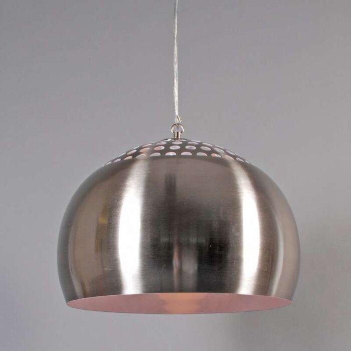 Fermo-függőlámpa-40cm-acél