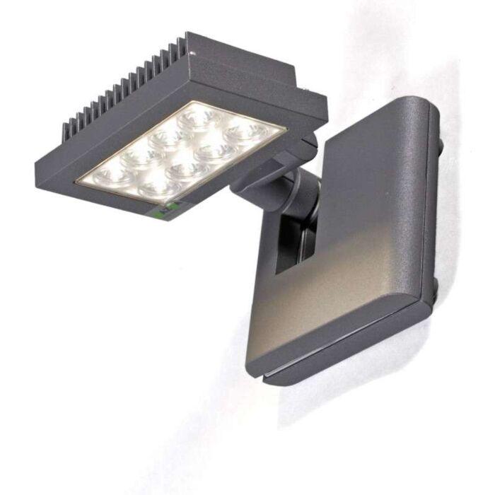 Opton-Flood-Light-grafit-meleg-fehér-LED-del