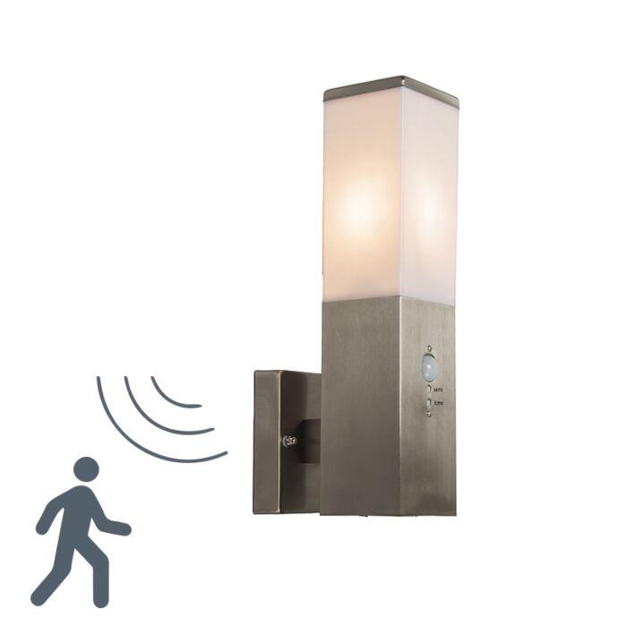 Kültéri-lámpa-Malios-fal-IR-acél
