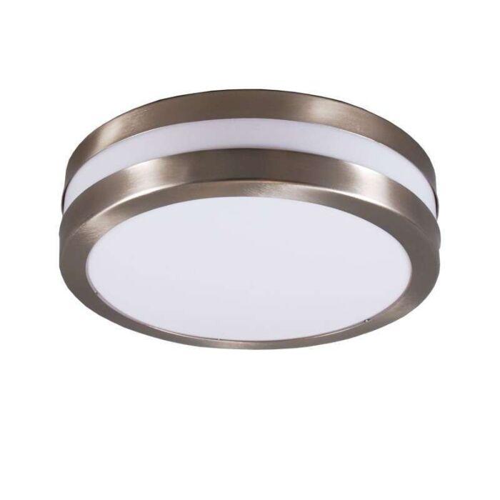 Fali-és-mennyezeti-lámpa-rozsdamentes-acél-IP44---Leeds
