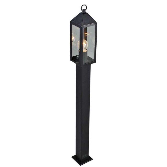 Kültéri-lámpa-Bussum-P100-fekete