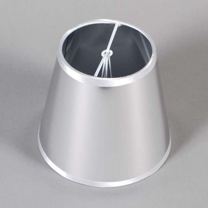 Rögzítő-sapka-ø15cm-varázs-ezüst