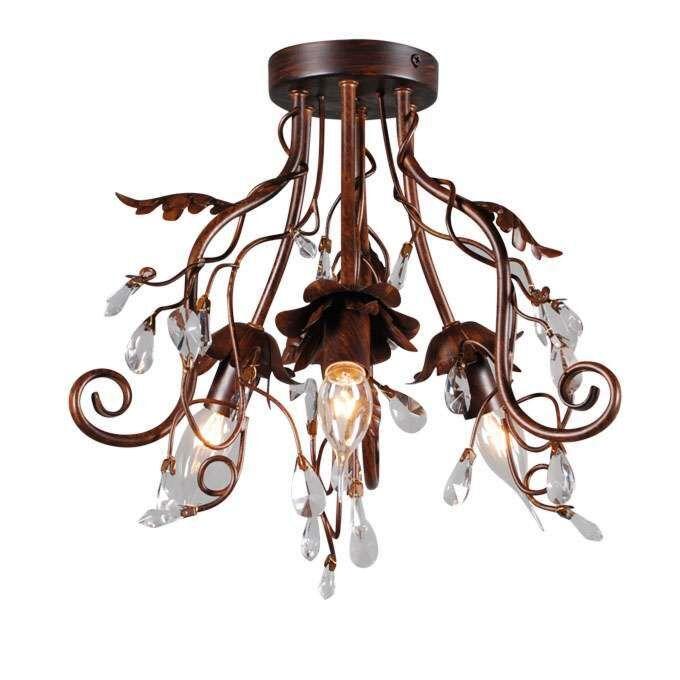 Mennyezeti-lámpa-Romance-3-antik-barna
