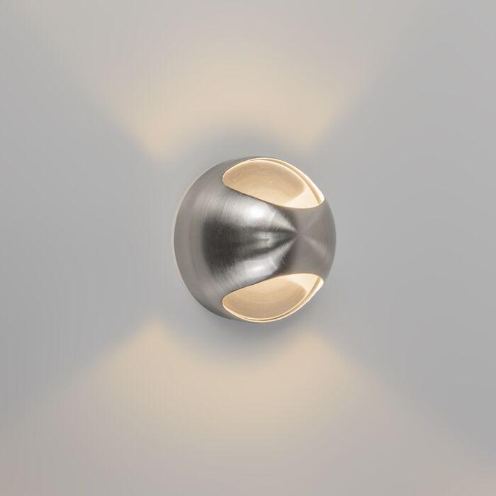 Fali-lámpa-OJO-acél