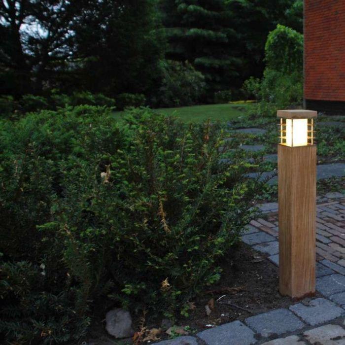 Kültéri-lámpa-Colin-Square-Teak