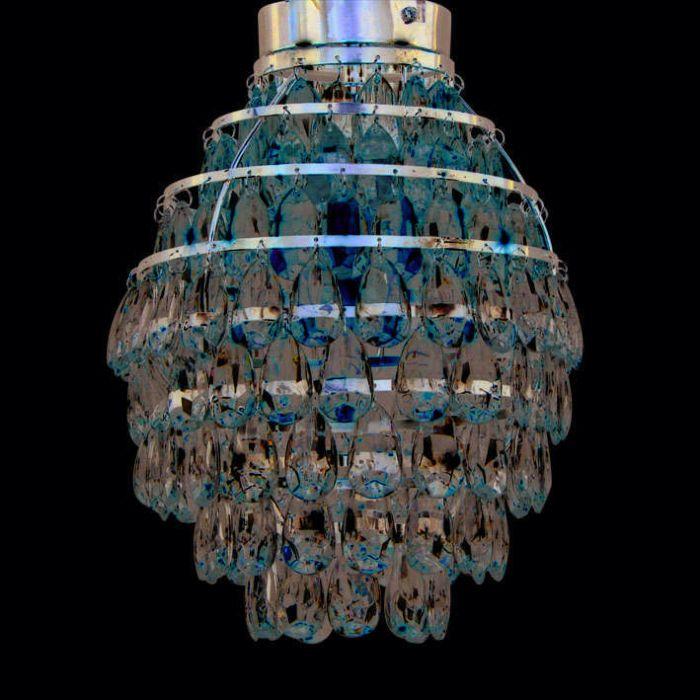 Mennyezeti-lámpa-Pinecone-króm