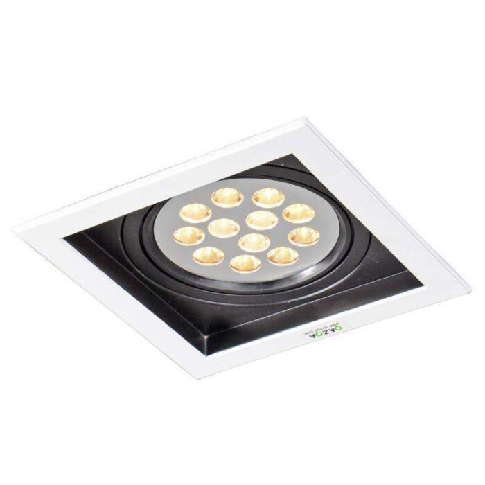 Downlight-Ultra-LED-fehér