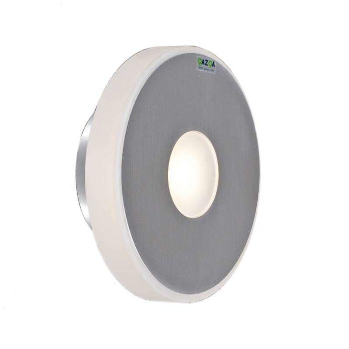Hana-fali-lámpa-kerek-alumínium-LED