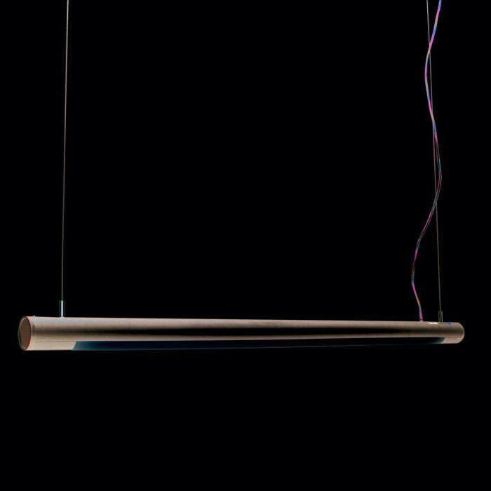 Tube-O-függőlámpa-ezüst-28W