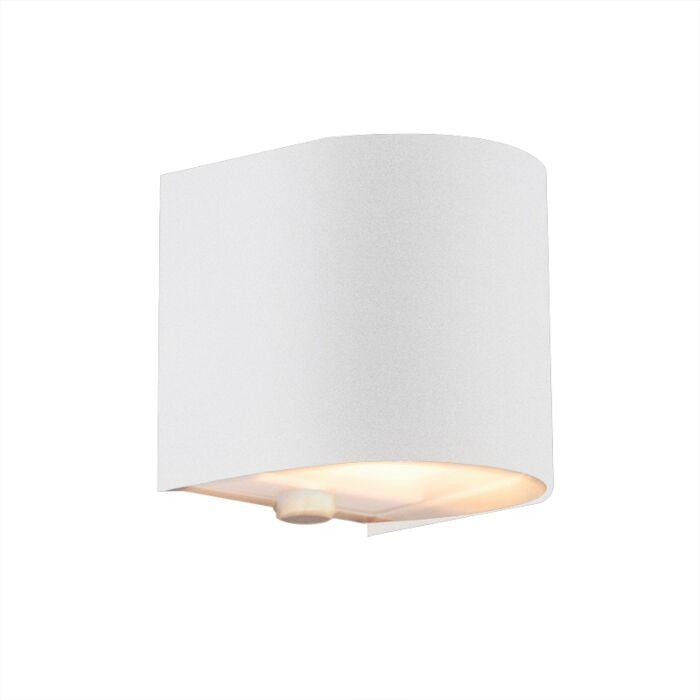 Torci-fali-lámpa-fehér