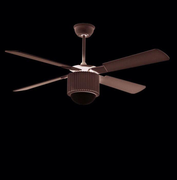 Mennyezeti-ventilátor-Rotor-52-ezüst