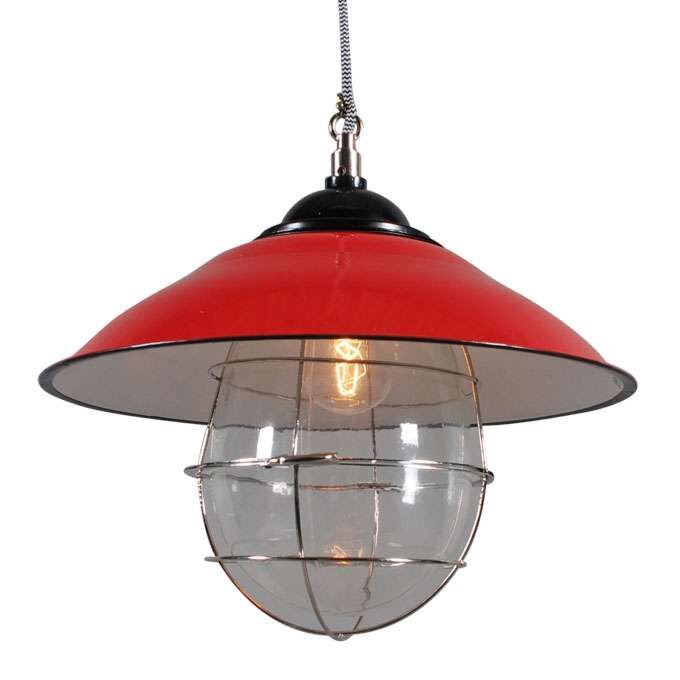 Függesztett-lámpa-Skipper-piros