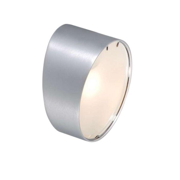 Fali-lámpa-Telefon-kerek-alumínium