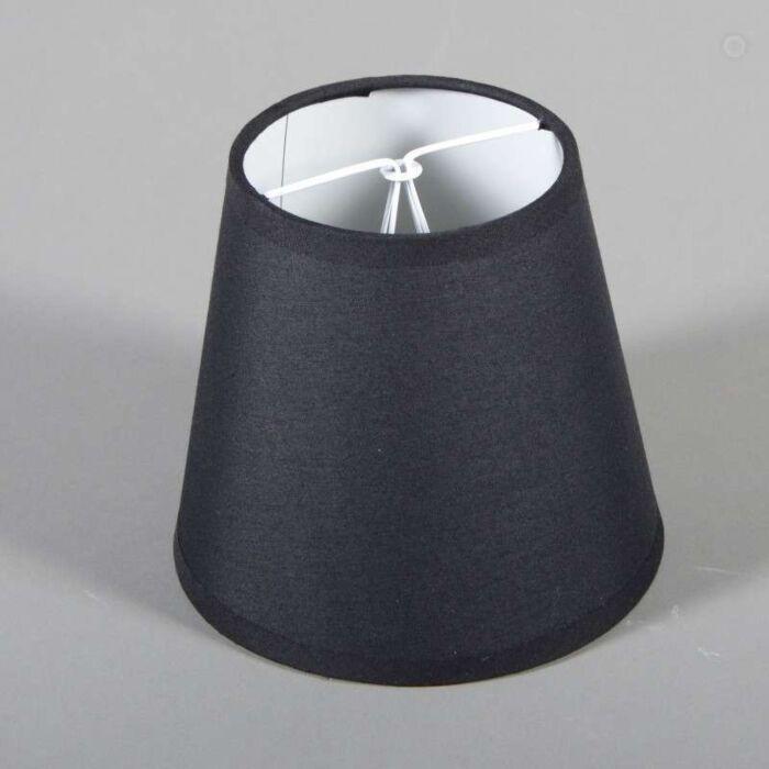 Rögzítő-sapka-ø15cm-fekete