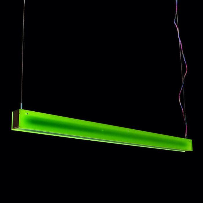 Tube-R-függőlámpa-lila-28W