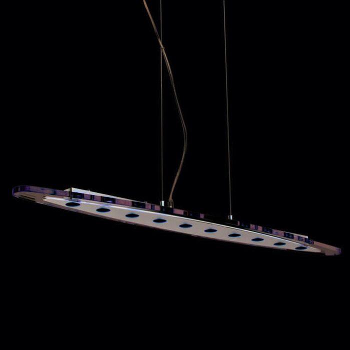 Függőlámpa-Credo-ovális-100-LED-tiszta