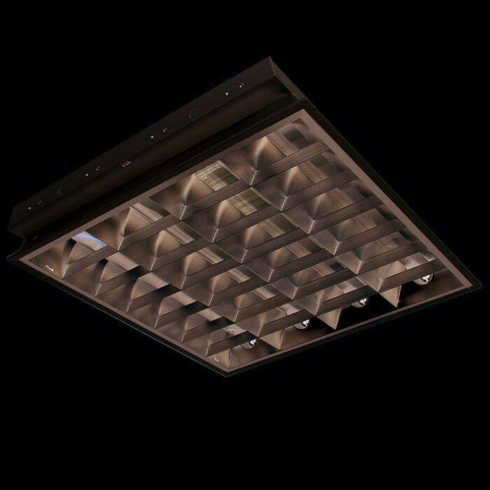 Süllyesztett-lámpatest-TL-Louvre-4-x-18W
