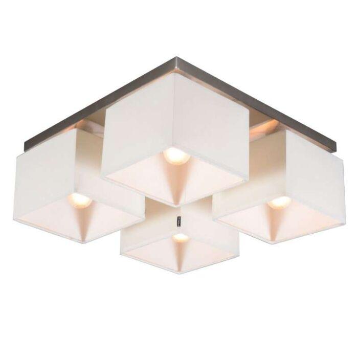 Mennyezeti-lámpa-VT-4-fehér