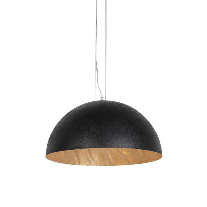 Ipari-függesztett-lámpa,-arany,-50-cm---Magna