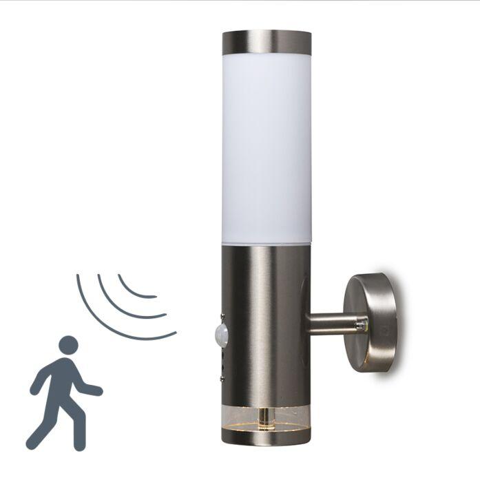 Kültéri-lámpa-Rox-wall-Lux-LED-IR-szenzor