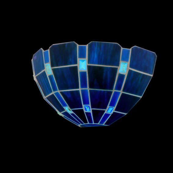 Tiffany-fali-lámpa-Liddesdale