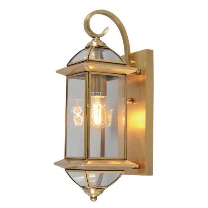 Fali-lámpa-Piperhill-bronz
