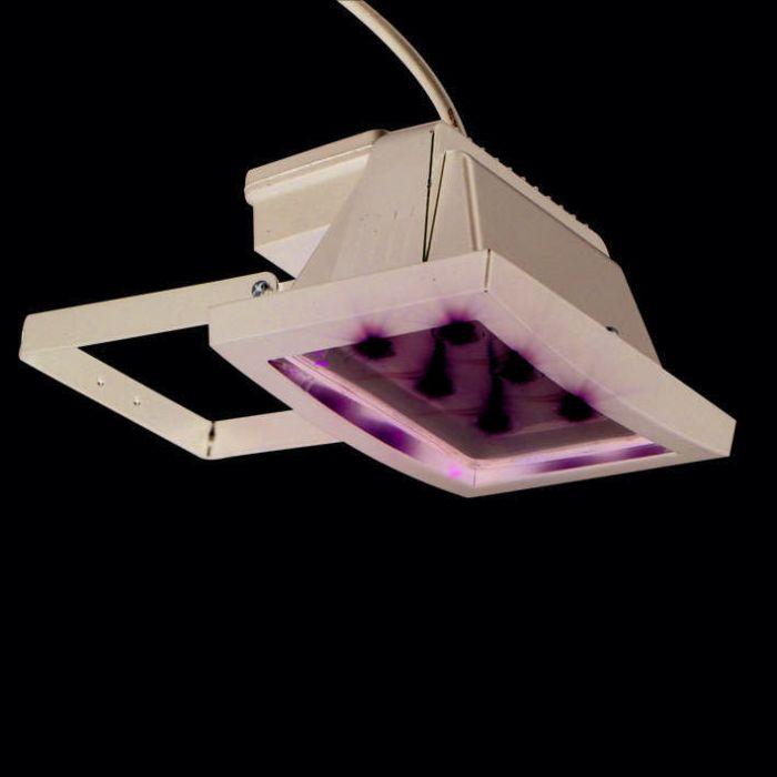 LED-spotlámpa-fekete