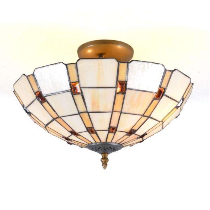 Tiffany-mennyezeti-lámpa-Liddesdale