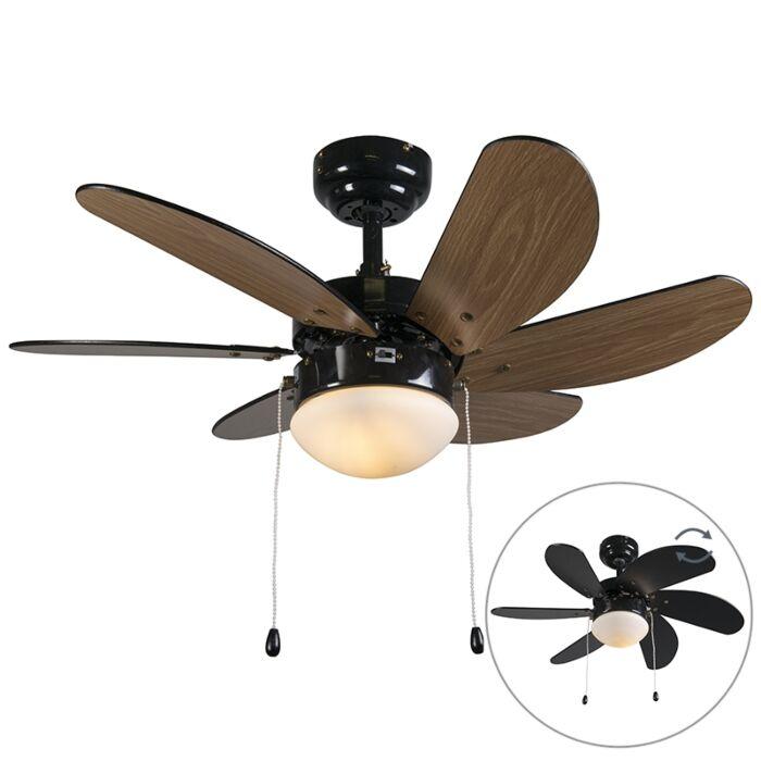 Mennyezeti-ventilátor-fekete---Friss-3