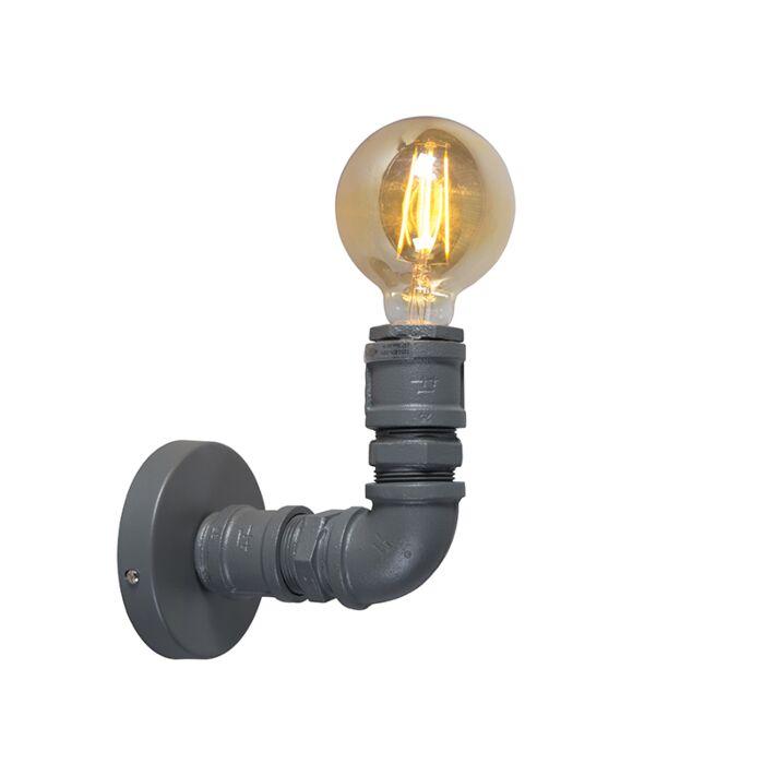 Ipari-fali-lámpa-sötét-szürke---vízvezeték-szerelő-1