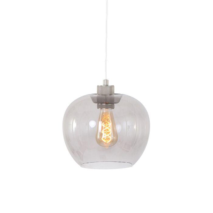 Modern-függesztett-lámpaacél-üveggel---Lori